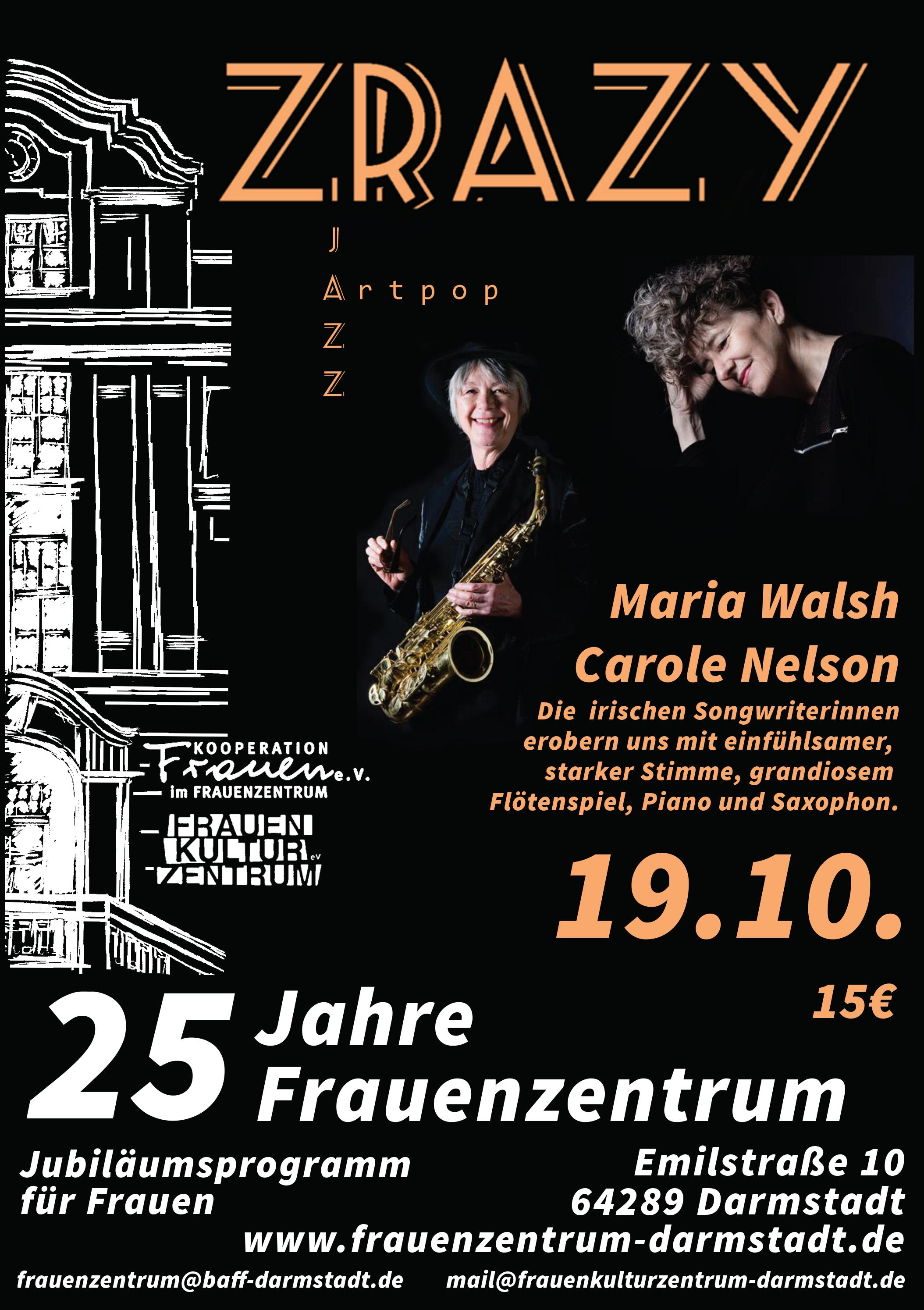 25-Jubiläum_ZRAZY-Plakat