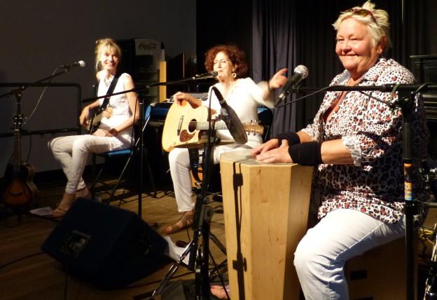 Kick la Luna Sommer 2019 im FrauenKulturZentrum