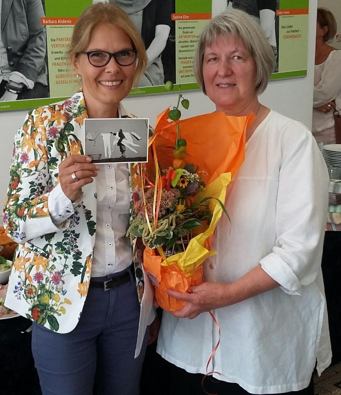 25 Jahre Frauenzentrum Darmstadt